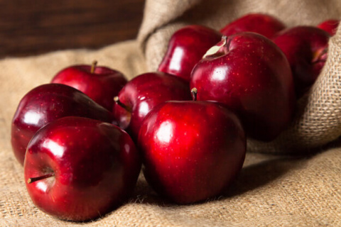 Чтобы яблоки хорошо хранилис…