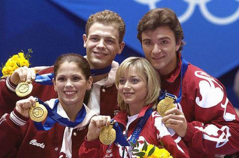 Олимпиада в пользу мутков