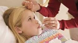 Вирус Коксаки поражает маленьких детей