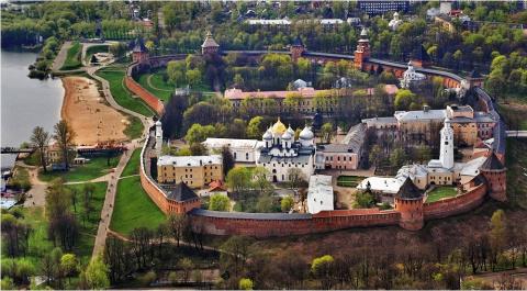Новгородский кремль оказался на 300 лет древнее