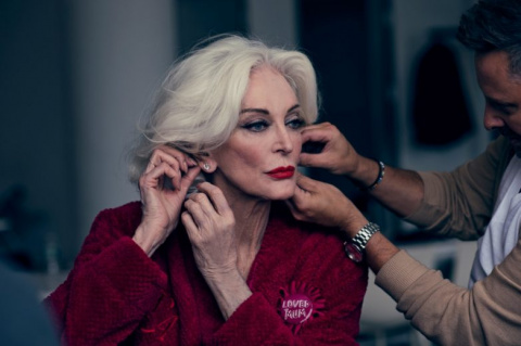 Эталон зрелой красоты — 86-летняя Кармен Делль'Орефиче