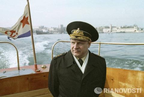 Украина хотела захватить ЧФ …