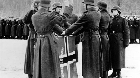 Резня по-скандинавски: 75 лет массовому убийству в концлагере Бейсфьорд