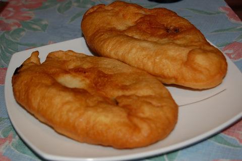 Пирожки на кефире — пальчики…