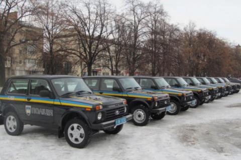 Полтавских полицейских перес…