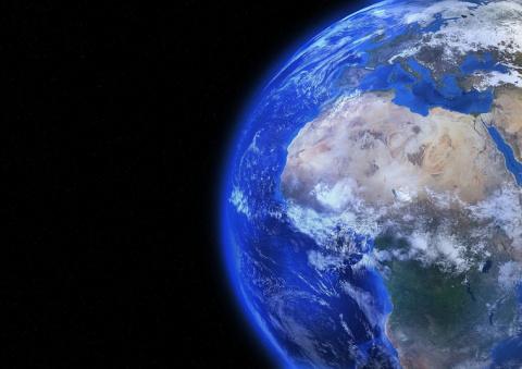 Все живое на Земле может пог…