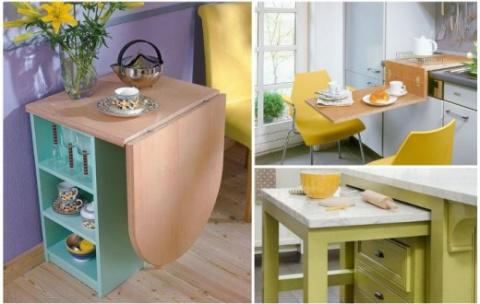 18 стильных столов, которые …
