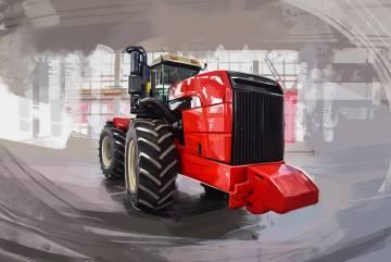 Эволюция тракторного парка Р…