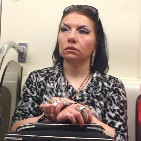 Подземный шок: удивительная мода посетителей метро