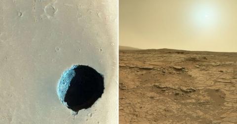Реальные фотографии поверхностей планет Солнечной системы