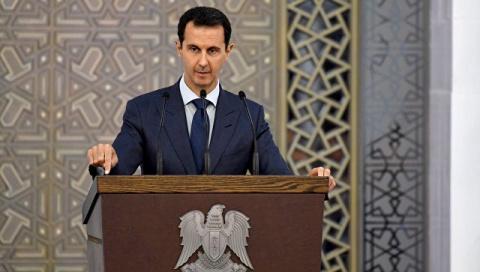 """Асад заявил о провале """"проек…"""
