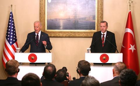 Укрощение строптивого Эрдогана по-американски