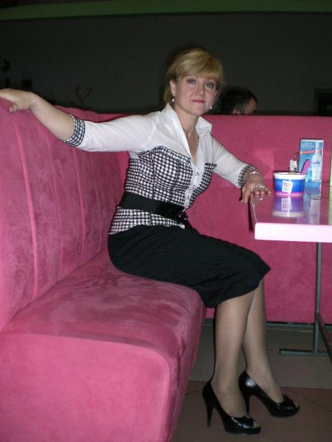 Наталия Горячева (Степанова)