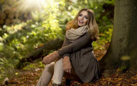 Осеннее пальто - модные тенд…