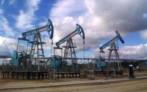 Цена нефти Brent упала ниже …