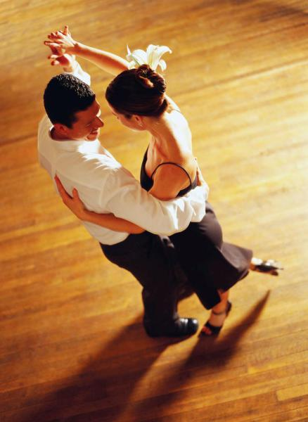 Бальные танцы (часть 2)