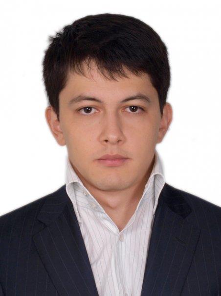 Александр Текунов