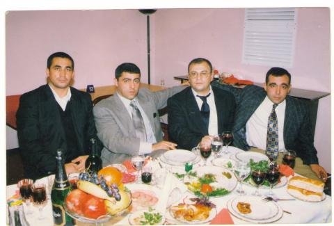 Мамед Масаллински , Дадаш Бакински и Байрам