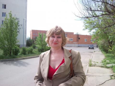 Елена Яковлева (Дудкина)