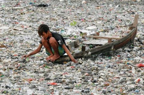 Самые грязные реки мира