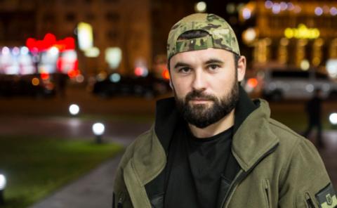 Ветеран АТО Шовкошитный откр…