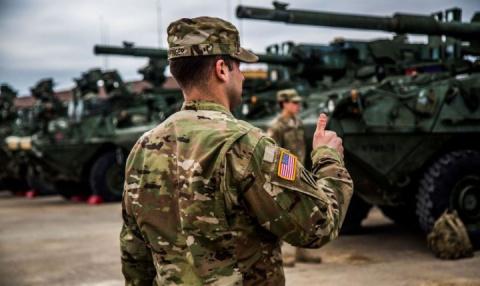 НАТО создаёт в Восточной Евр…
