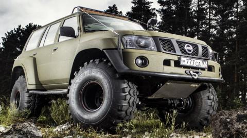Nissan Patrol OM Special Edit