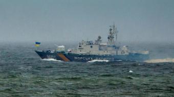Украинский флот несет потери…
