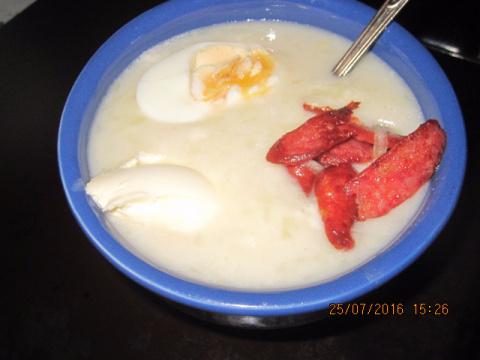 Суп из кабачка или цукини