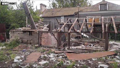 СК выяснил имена украинских военных, обстрелявших донбасское село 9 мая
