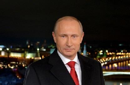Эстонцы на Новый год больше слушали Путина, чем своего президента