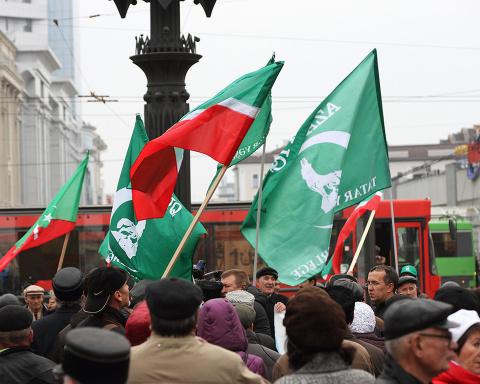 Власти Казани с третьего раза согласовали митинг в память о павших при взятии Казани Иваном Грозным.