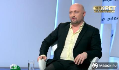 Гоша Куценко рассказал о разрыве с Марией Порошиной