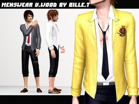 Мужская одежда от dd709394
