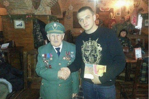 Осторожно, экстремисты! Энтео и его друг Мацейчук, и его друг бандеровец