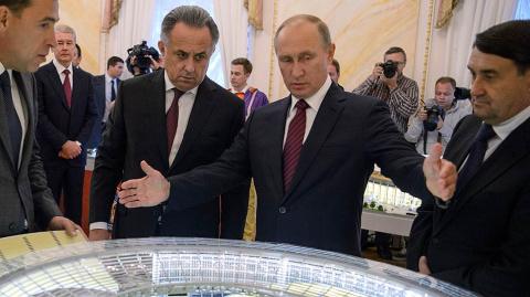 Путин усомнился в том, что ф…