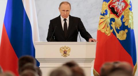 Доктрина Путина. Николай Стариков