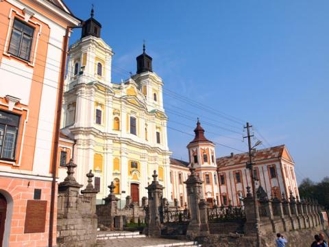 Кременец, Украина
