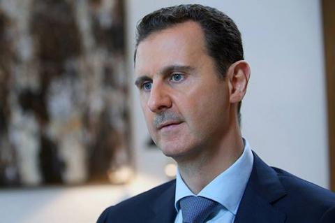 Иностранные и российские депутаты сегодня встретились с президентом Сирии