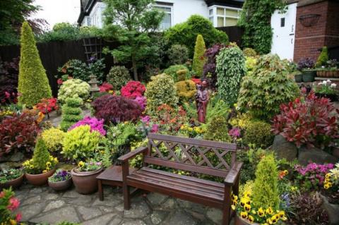 Прекрасный английский сад