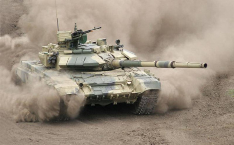 Танк номер один в мире: Т-90…