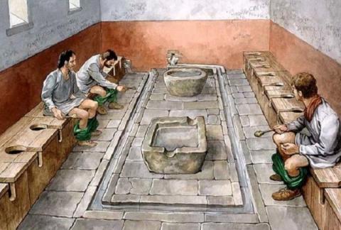 10 шокирующих фактов о туале…
