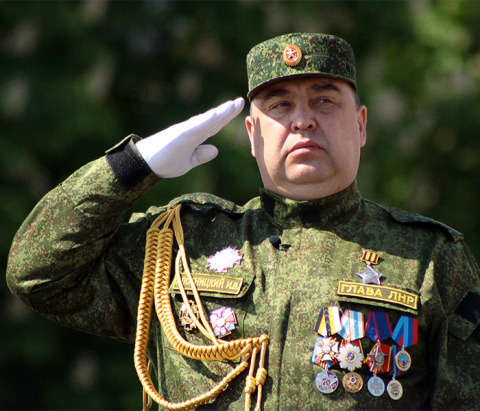 В Луганске стоят войска ДНР, Украина перешла в наступление