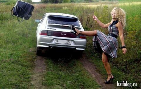 Отборные русские фото прикол…