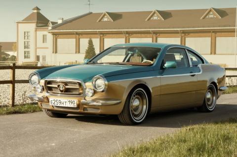 Новый российский автомобиль «Биленкин»