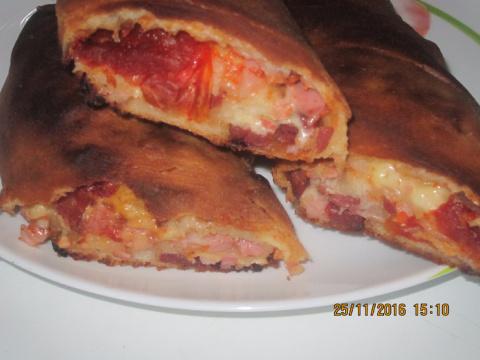 Булочки А - ля пицца