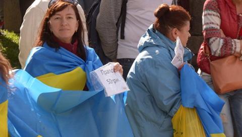 Украинцев стало меньше еще н…