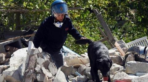 В Италии произошло три новых землетрясения