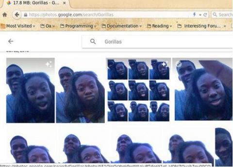 Google запретил в фотопоиске…