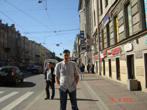 Руссо туристо в С.-Петербурге.Прекрасный город!!!